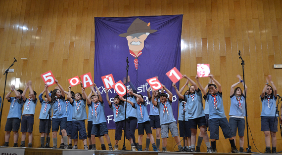 Festival Scout Galego