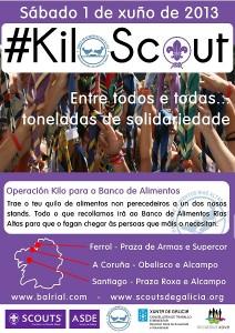 Operación KiloScout