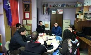 reunión camporee 2014