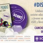 Disco de ASDE - Scouts de España