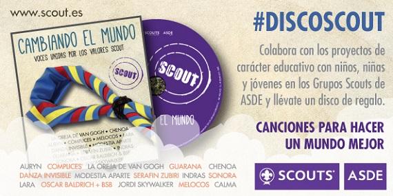 RRSS-DiscoScout