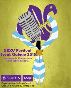 XXXV Festival Scout Galego 2015